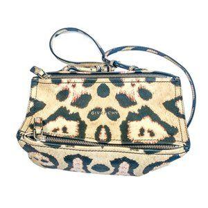 Givenchy Leather Mini Pandora Bag